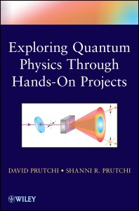 High voltage prutchi today we received the first two copies of our new book it is a do it yourself book on experimental quantum physics and was published by john wiley sons solutioingenieria Image collections