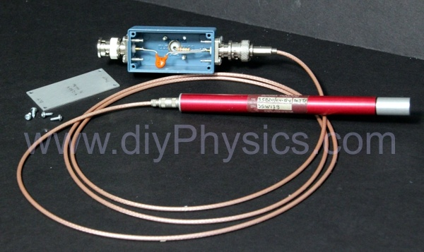 Scintillator probe Bias T David Prutchi PhD www.prutchi.com www.diyPhysics.com