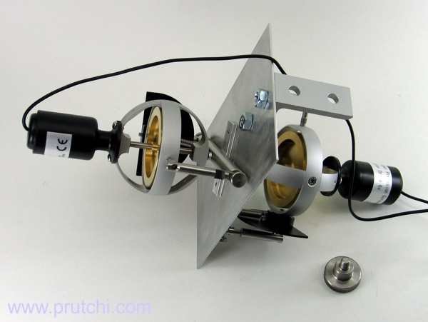 diy Gyro Camera Stabilizer by David Prutchi PhD www.prutchi.com  www.diyPhysics.com