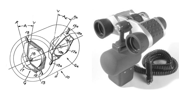 Operation of the Kenyon Labs gyroscopic camera stabilizer. David Prutchi PhD www.prutchi.com