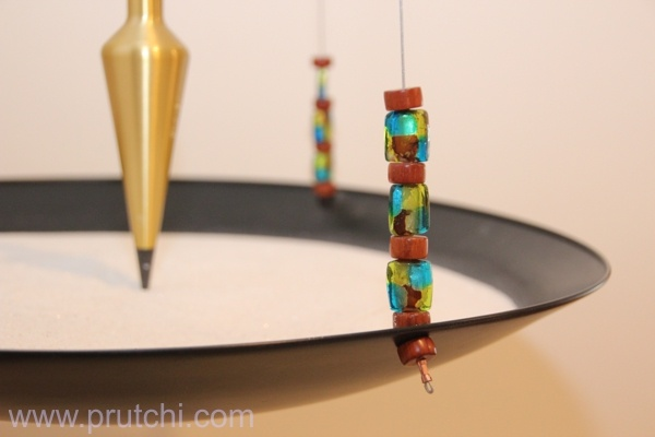 Abigail Prutchi's Sand Pendulum